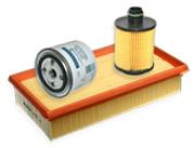 Filter & Service - drivstoffilter, luftfilter, oljefilter, kupéfilter og servicekit