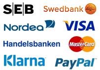 Säkra betalningar