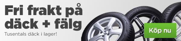 billiga däck fraktfritt