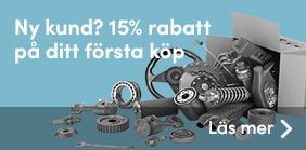 Ny kund 15%