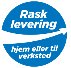 Rask levering