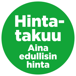 Halvin hinta -takuu - Skruvat.fi