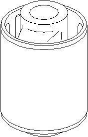 Lagring, styrestang, Bak, Foran, høyre eller venstre, Nede