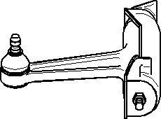bærebru, Framaksel venstre, Øvre