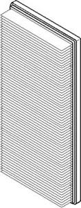 Reservdel:Mercedes S 500 Luftfilter