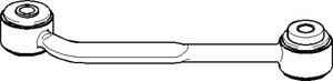 stang, stabilisator, Høyre bakaksel, Høyre