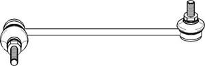 stang, stabilisator, Framaksel venstre