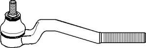 Styrekugle, Ydre, Foraksel, højre eller venstre