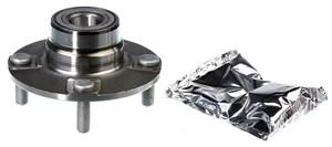 varaosat:Hyundai Coupe Pyöränlaakerisarja, Taka-akseli, Takana