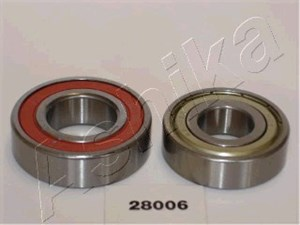 Wheel Bearing Kit, Rear axle