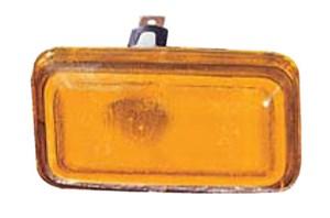 Blinklys, Høyre eller venstre, Sideinstallasjon