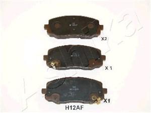 varaosat:Hyundai I20 Jarrupalasarja, levyjarru, Etuakseli