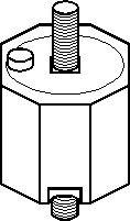 Lagring, girmekanisme, Høyre eller venstre