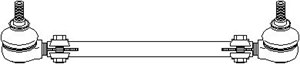 Parallellstag, Innvendig, Ytre, Foran, høyre eller venstre, Høyre, Venstre