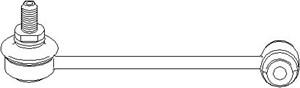 Stång/stag, krängningshämmare, Bakaxel, Bak, höger eller vänster, Höger, Vänster