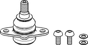 Kulled / Spindelled, Ytter, Fram, höger eller vänster, Höger eller vänster, Nedre framaxel