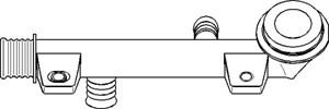 Kjølevæskeflens