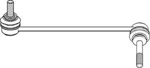 varaosat:Bmw X5 Tanko, kallistuksenvaimennin, Etuakseli, oikea