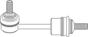 Stång/stag, krängningshämmare, Bakaxel, Bak, höger, Bak, höger eller vänster, Bak, vänster, Höger, Vänster