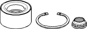 Hjullagerssats, Bakaxel, Framaxel, Fram, höger eller vänster