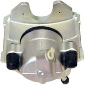 Brake Caliper, Front, In front of axle, Left