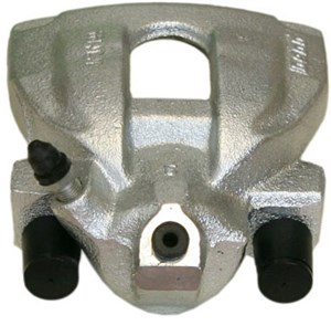 Brake Caliper, Rear, In front of axle, Left