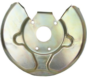 Brake Backing Plate, Front, left or right