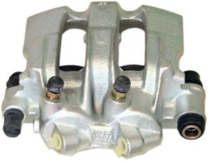 Brake Caliper, Front, Right, Behind the axle