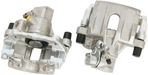 Brake Caliper, Rear, Left, Right, Behind the axle
