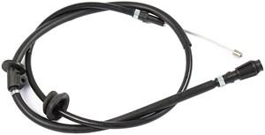 Kabel, parkeringsbremse, Bak, Høyre eller venstre, Høyre, Venstre