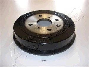 Brake Drum, Rear axle
