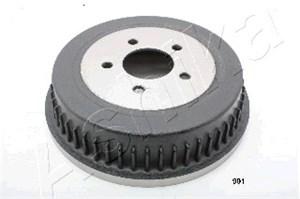 Brake Drum, Rear axle