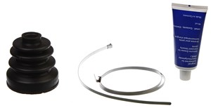 Boot Kit, drive shaft, Front axle, Rear axle, Transmission side, Wheel side, Front axle right