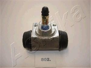 Hjul bremsesylinder, Bakre venstre