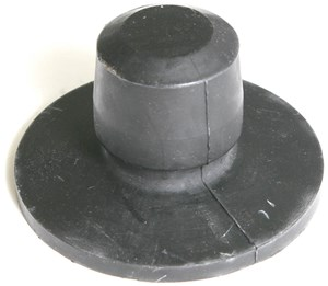 Rubber Buffer, suspension, Rear, Right or left
