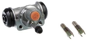 Hjulbremsecylinder, Bag, Bagaksel, Højre, Venstre