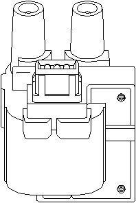 Sytytyspuola, Sylinterille 2, Sylinterille 3
