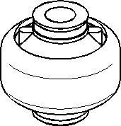 Lagring, bærebru, Bak, Foran, høyre eller venstre, Framaksel nede, Høyre eller venstre