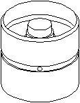 Vevtapp / ventillyftare