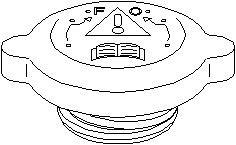 Reservdel:Citroen C1 Lock, kylare
