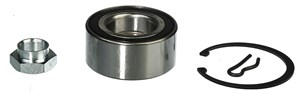Wheel Bearing Kit, Front axle, Rear axle, Front, left or right