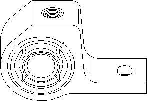 Lagring, styrestang, Bak, Foran, høyre eller venstre