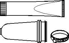 Reservdel:Citroen Ax 11 Styrväxeldamask, Höger fram, Vänster fram, Förarsida, Vänster