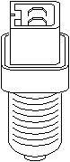 Reservdel:Citroen C3 Bromsljuskontakt