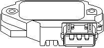 Reservdel:Citroen Ax 11 Brytare, tändning