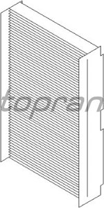 Reservdel:Citroen C3 Kupefilter