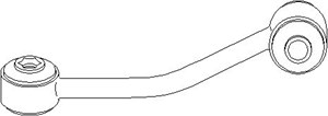 Stang/led, stabilisator, Foraksel, højre eller venstre, Højre, Venstre