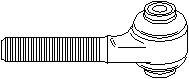 Hevarmsøye, parallellstag, Framaksel venstre