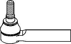 Styreledd (ytre), Foran, Framaksel, Ytre, Foran, høyre eller venstre, Høyre, Venstre