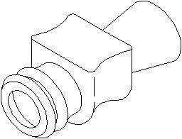 Reservdel:Citroen Ax 11 Bussning, krängningshämmare, Ytter, Fram, höger eller vänster